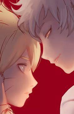 Fanfic / Fanfiction 2temp:Mitsuboru-um romance yaoi(ava e mermo?) - Capítulo 36 - Especial-Dia dos Namorados Naruto