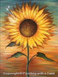 Sunflower on Sunset | 4/20/2016 - Tallahassee, FL