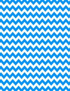 Blue chevron background - 15 colors available - free instant download.