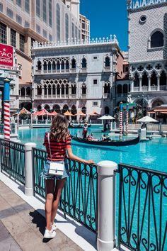 Weekend in Vegas | VivaLuxury