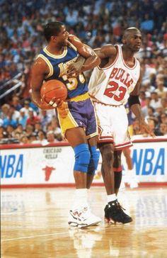 Magic & Mike