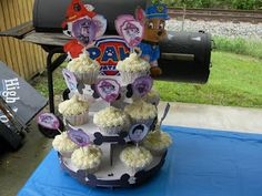 GOING GOBLE: Paw Patrol Party