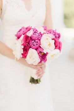 Featured Photographer: Elizabeth Fogarty; wedding bouquet idea