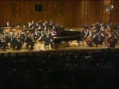 Claudio Arrau playing Beethoven's Piano Concerto No.5
