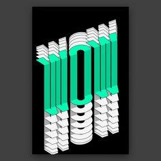 Kinetic Typography  instagram.com/dirkkoy