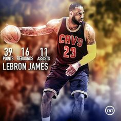 King James in Game 2 of #NBAFINALS