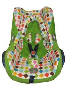 Ersatzbezug Maxi Cosi Cabriofix Bezug  von me Kinderkleidung und ersatzbezuege auf DaWanda.com