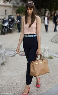 How to Rock The High-Waisted Pants – Fashion Style Magazine - Page 27