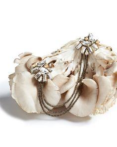 Prop Styling * Product Styling * Banana Republic Jewelry * Oyster Mushrooms * Jewelry Photography * Prop Stylist: Josephine Castellano JosCast.com * Photographer: Alison Luntz