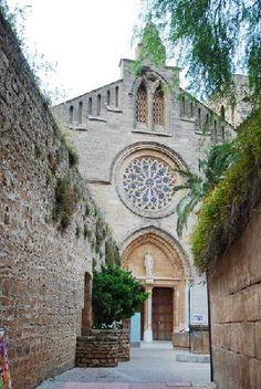 Sant Jaume Church, Alcudia, Mallorca  Spain