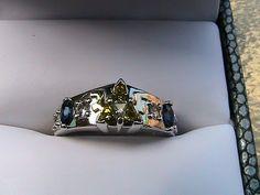 Legend of Zelda inspired wedding ring!