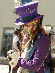 Steampunk Mad Hatter   Flickr - Photo Sharing!