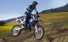 Motorcycle off road Sport