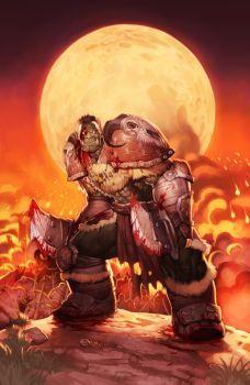 Warcraft Legends 1 by UdonCrew