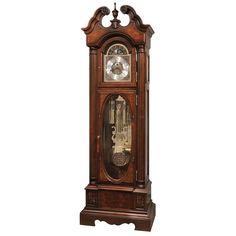 Howard Miller Coolidge Presidential Grandfather Clock - 611180