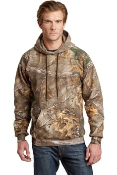 My husband would LOVE this hoodie! He is always out four-wheeling, shooting, fishing, so the camouflage would be perfect. I know that he would wear it all the time.