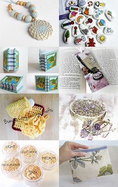 Natural II by Ana Zahler on Etsy--Pinned with TreasuryPin.com