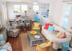 "Jane Coslick's ""Southern Tides"" Cottage on Tybee Island"