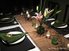 Thai Table On Pinterest Tablescapes Table Settings And