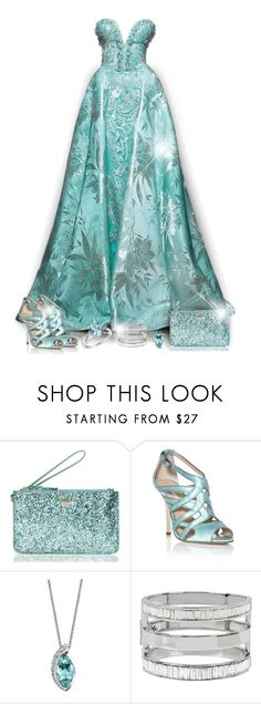 """Aquamarine"" by truthjc ❤ liked on Polyvore featuring Kate Spade, Oscar de la Renta, Kenneth Cole, women's clothing, women, female, woman, misses and juniors"