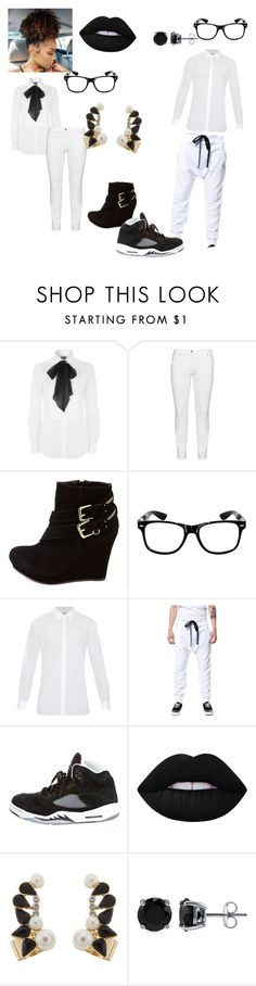 """""""goals"""" by congress-misfit on Polyvore featuring Polo Ralph Lauren, Steilmann, Bamboo, Burberry, NIKE, Lime Crime, Johnny Loves Rosie, BERRICLE, women's clothing and women"""