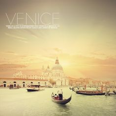 venice by greatwhite (via Creattica)