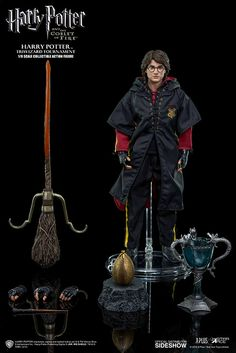 Harry Potter Harry Potter Triwizard Tournament Version Sixth | Sideshow Collectibles