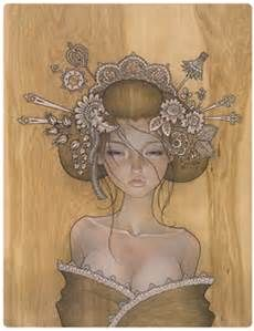 images of art nouveau fantasy women - Bing images