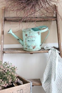 Love watering cans