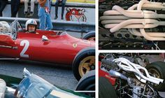 1967: Chris Amon, Scuderia Ferrari and a Year of Living Dangerously