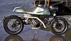 garageprojectmotorcycles: hamachamps: Augh Monster Damn!