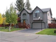 """South Lake Tahoe, CA: """"Springwood Cabin"""" is located in the heart of South Lake Tahoe. This upper moderate home is approximately a 10 minute drive to Heavenly Ski Resort and..."""