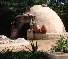 Our Tulum Resort Temzacal – Sweat Your Prayers Profound Healing the Mayan Way Jacuzzi, Sacred Garden, Sweat Lodge, Sauna Design, Living Roofs, Medicine Wheel, Earth Homes, Natural Building, Gardens