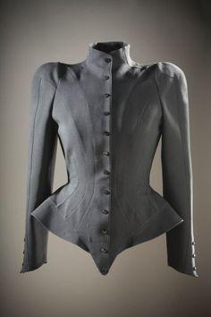 shewhoworshipscarlin:  Jacket, 1988, USA.