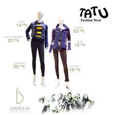 TATU Fashion Wear + Çmime të volitshme = Dardha !