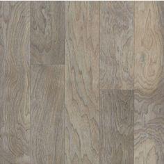 Bruce�High Impact 5-in W Prefinished Walnut Locking Hardwood Flooring (Seashell White)