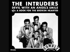 A Love That Is Real~ The Intruders - YouTube