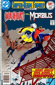 Man-Bat vs. Morbius