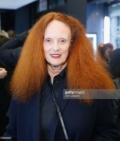 Grace Coddington 2016