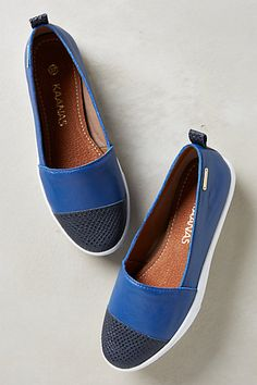 Serengeti Sneakers - anthropologie.com