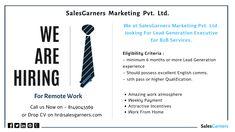 Job Opening, Job Description, Job S, Lead Generation, Pune, Management, Marketing