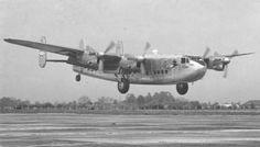First flight of the Avro York transport aircraft 5/7 1942.