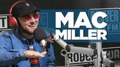 Mac Miller Talks New Album, Love Life With Ariana Grande & More!
