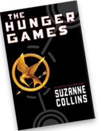 The Hunger Games by Suzanne Collins. I was a bit behind the times on reading the trilogy, and anyone who hasn't read the books needs to!