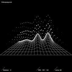 Colorpong.com - Dataism - vector bundle on Behance