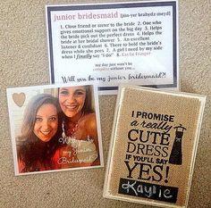 How I asked my Bridesmaids & Junior Bridesmaids! #KBCWEDDING2016