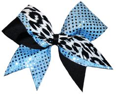 Cheer Bow!! Change the blue to Orange and its perfect!!