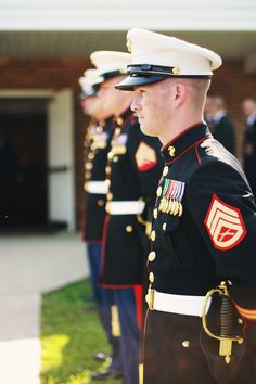 Marine Wedding (my personal photography)
