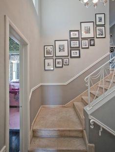 27 meilleures images du tableau deco cage escalier | Photo walls ...