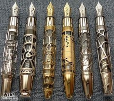 Caran d'Ache pens - pricy these!